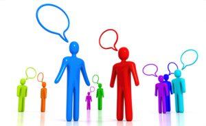 positieve dialoog