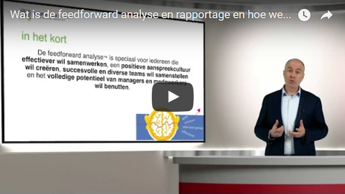 uitlegvideo feedforward analyse en rapportage