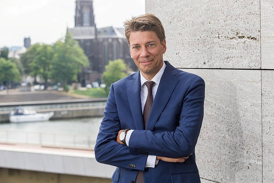 Roel Kramer - Gemeente Maastricht - feedforward is ideale tool bij de ontwikkeling van een nieuw team