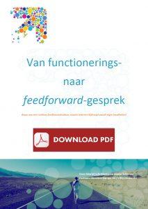 Download Van functioneringsgesprek naar feedforward-gesprek